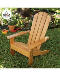 Kidkraft - Chaise Adirondack – Couleur miel
