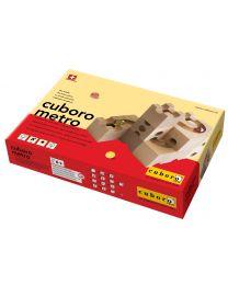 Cuboro - Metro - Circuit de billes en bois