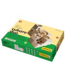 Cuboro - Duo - Circuit de billes en bois