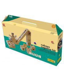 Cuboro - Cugolino Hit - Circuit de billes en bois