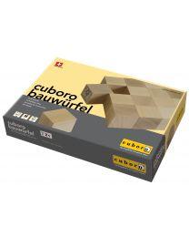 Cuboro - Cubes - Circuit de billes en bois