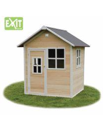 Exit - Loft 100 Naturel - Cabane pour enfants en bois