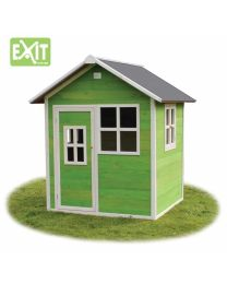 Exit - Loft 100 Vert - Cabane pour enfants en bois