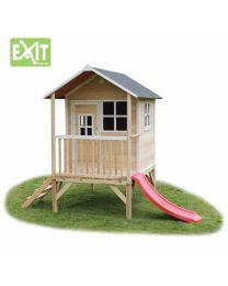 Exit - Loft 300 Naturel - Cabane pour enfants en bois