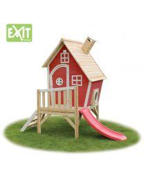 Exit - Fantasia 300 Rouge - Cabane pour enfants en bois