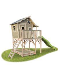 Exit - Crooky 750 - Cabane pour enfants en bois