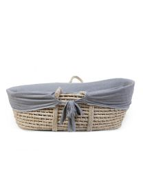 Childhome - Habillage Panier Moise - Jersey Gris