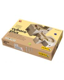 Cuboro - Plus - Circuit de billes en bois