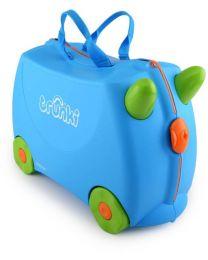 Trunki - Terrance Bleu - Ride-on et valise de voyage