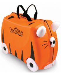 Trunki - Tipu Tigre - Ride-on et valise de voyage - Orange