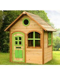 Axi - Maisonnette en bois pour enfants Julia
