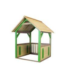Axi - Maisonnette en bois pour enfants Jane