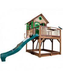 Axi - Maisonnette en bois pour enfants Liam (sans Balançoire)