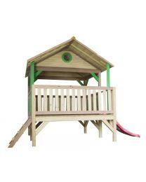 Axi - Maisonnette en bois pour enfants Meeko