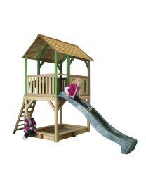 Axi - Maisonnette en bois pour enfants Pumba