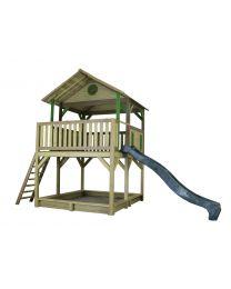 Axi - Maisonnette en bois pour enfants Simba