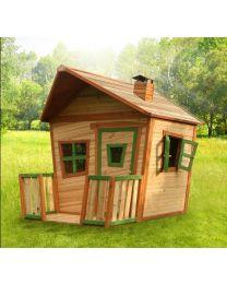 Axi - Maisonnette en bois pour enfants Jesse