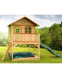 Axi - Maisonnette en bois pour enfants Marc