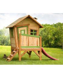 Axi - Maisonnette en bois pour enfants Robin