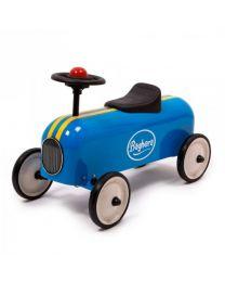 Baghera - Racer Bleu - Porteur