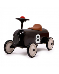 Baghera - Racer Noir - Porteur