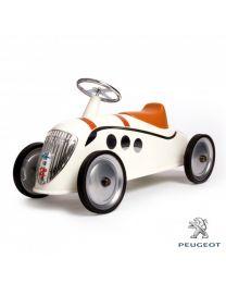 Baghera - Rider Peugeot Darl'mat Beige - Porteur
