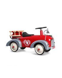 Baghera - Speedster Camion De Pompier Rétro - Porteur