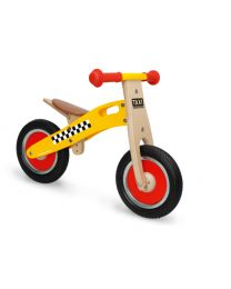 Scratch - Balance Bike S - Taxi - Draisienne en bois