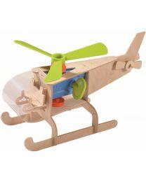 Haba - Kit de construction Hélicoptère - Bois