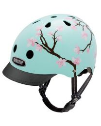 Nutcase - Street Cherry Blossom - M - Casque de vélo (56-60cm)