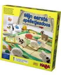 Haba - De Grote Spelletjesverzameling - Mes premiers jeux