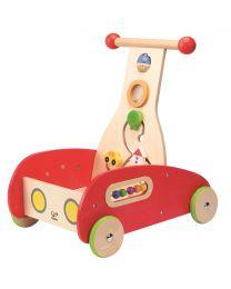 Hape - Wonder Walker - Chariot d'activités en bois