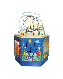 Hape - Coral Reef Activity Center - Table d'activités en bois