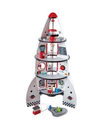 Hape - Four-Stage Rocket Ship - Ensemble de jeu Fusée