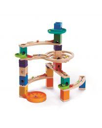 Hape - Quadrilla Cliffhanger - Circuit de billes en bois
