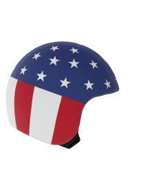 EGG - Skin Liberty - S - Housse de casque de vélo - 48-52cm