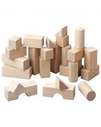 Haba - Set de base – Blocs de construction - Bois