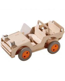 Haba - Kit de construction 4X4 - Bois