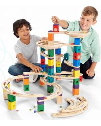 Hape - Quadrilla - The Cyclone - Circuit de billes en bois