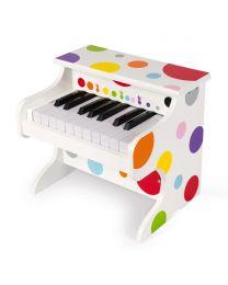 Janod - Mon Premier Piano Electronique Confetti