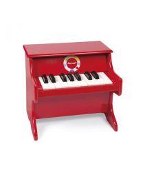 Janod - Piano Rouge Confetti