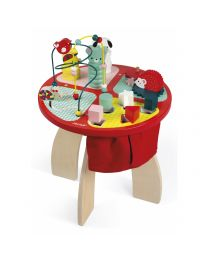 Janod - Table D'Activites - Baby Forest
