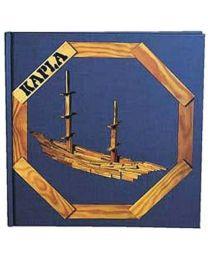 Kapla - Blocs de construction - Livre 2 - Bleu