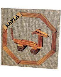Kapla - Blocs de construction - Livre 4 - Beige
