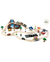 Kidkraft - Circuit De Train Bucket Top Mountain