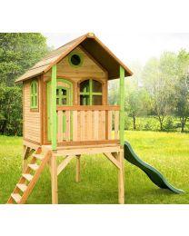 Axi - Maisonnette en bois pour enfants Laura