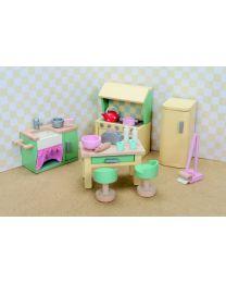 Le Toy Van - Daisylane - Cuisine - Pour la maison de poupée
