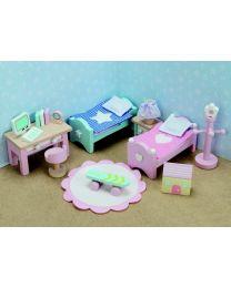 Le Toy Van - Daisylane - Chambres d'Enfants - Pour la maison de poupée