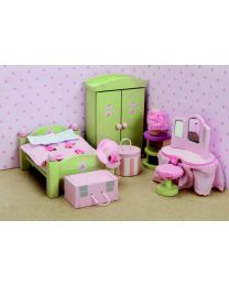 Le Toy Van - Daisylane - Chambre - Pour la maison de poupée