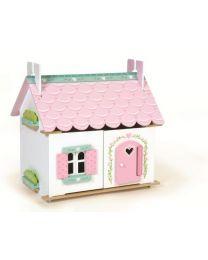 Le Toy Van - Lily'S Cottage - Maison de poupée en bois